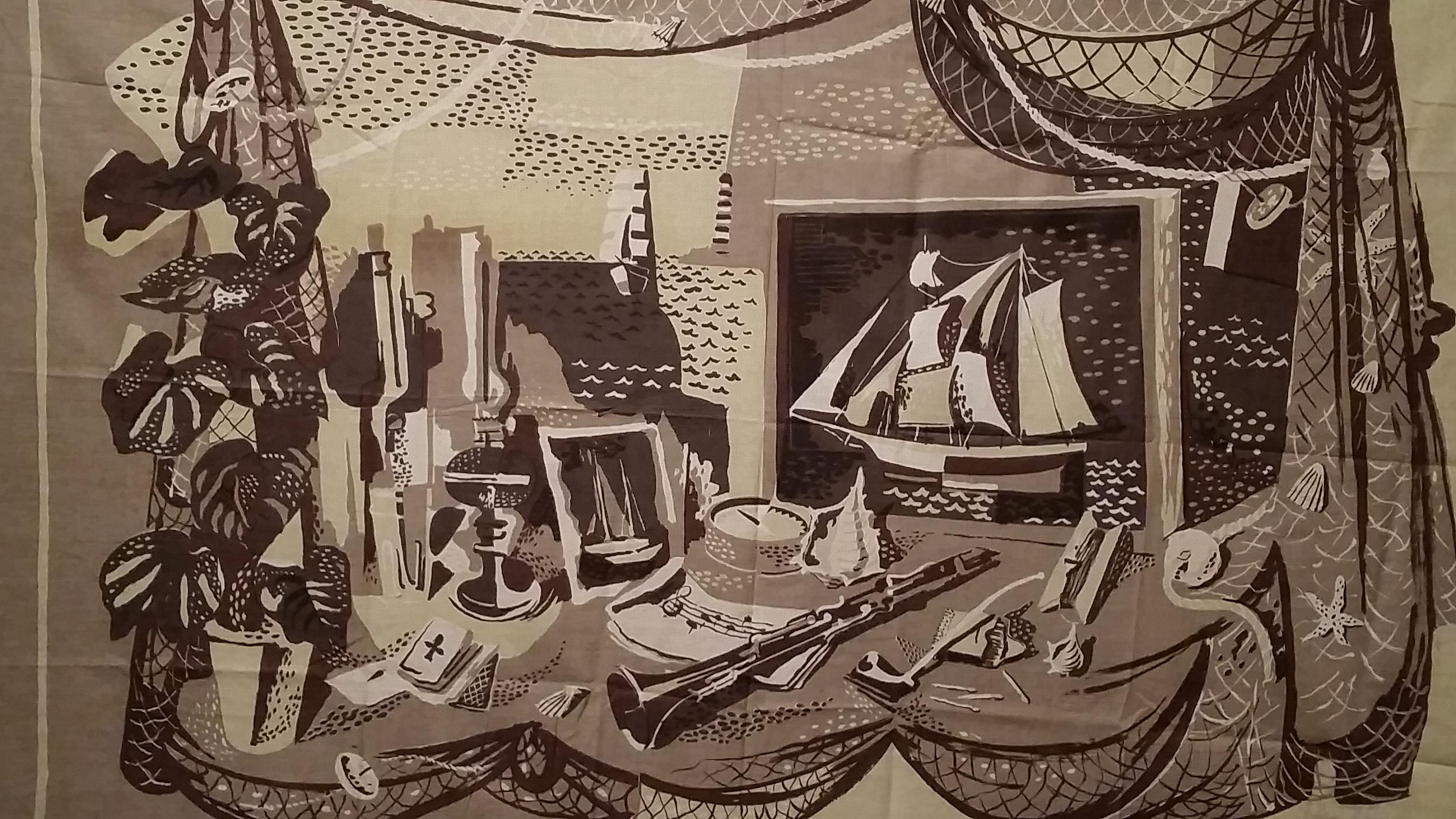 Tessuti Artista Emanuele Rambaldi, Camogli