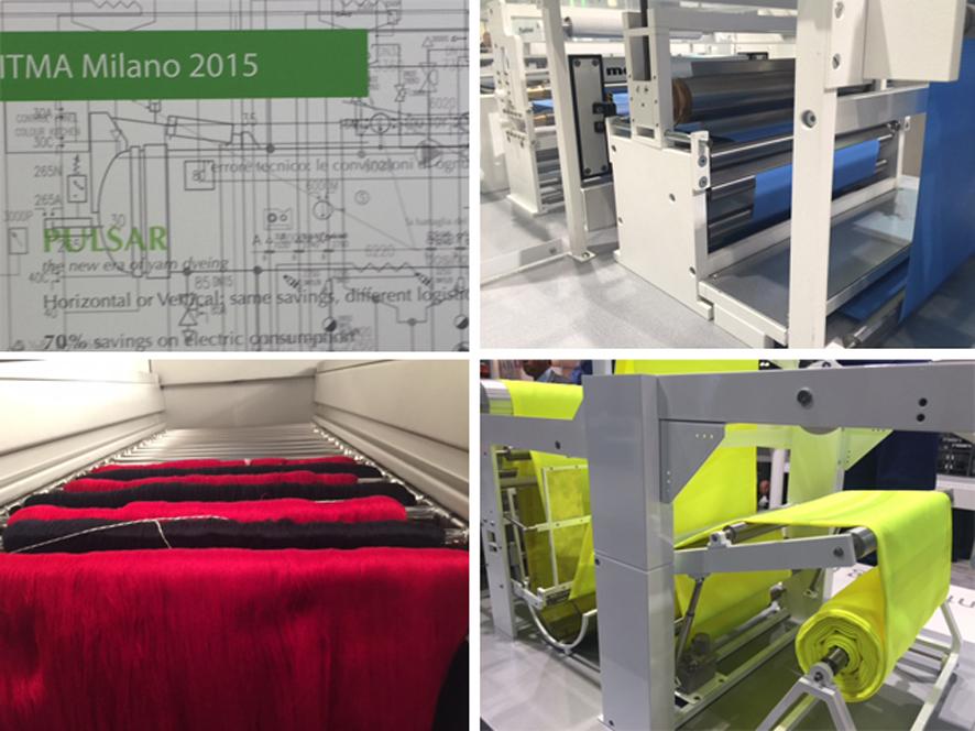 ITMA 2015 per un mercato in crescita