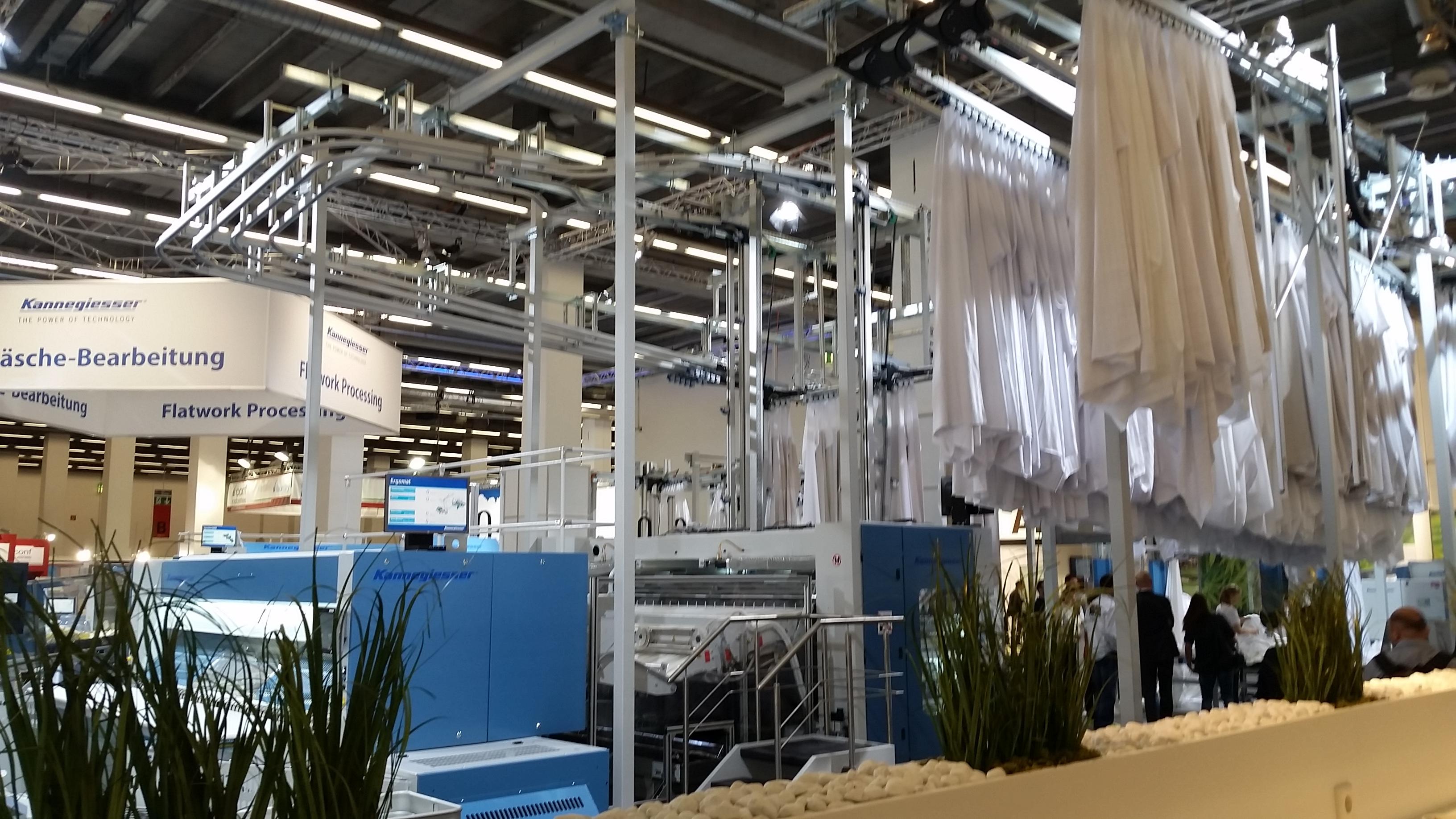 La sostenibilità nella manutenzione tessile