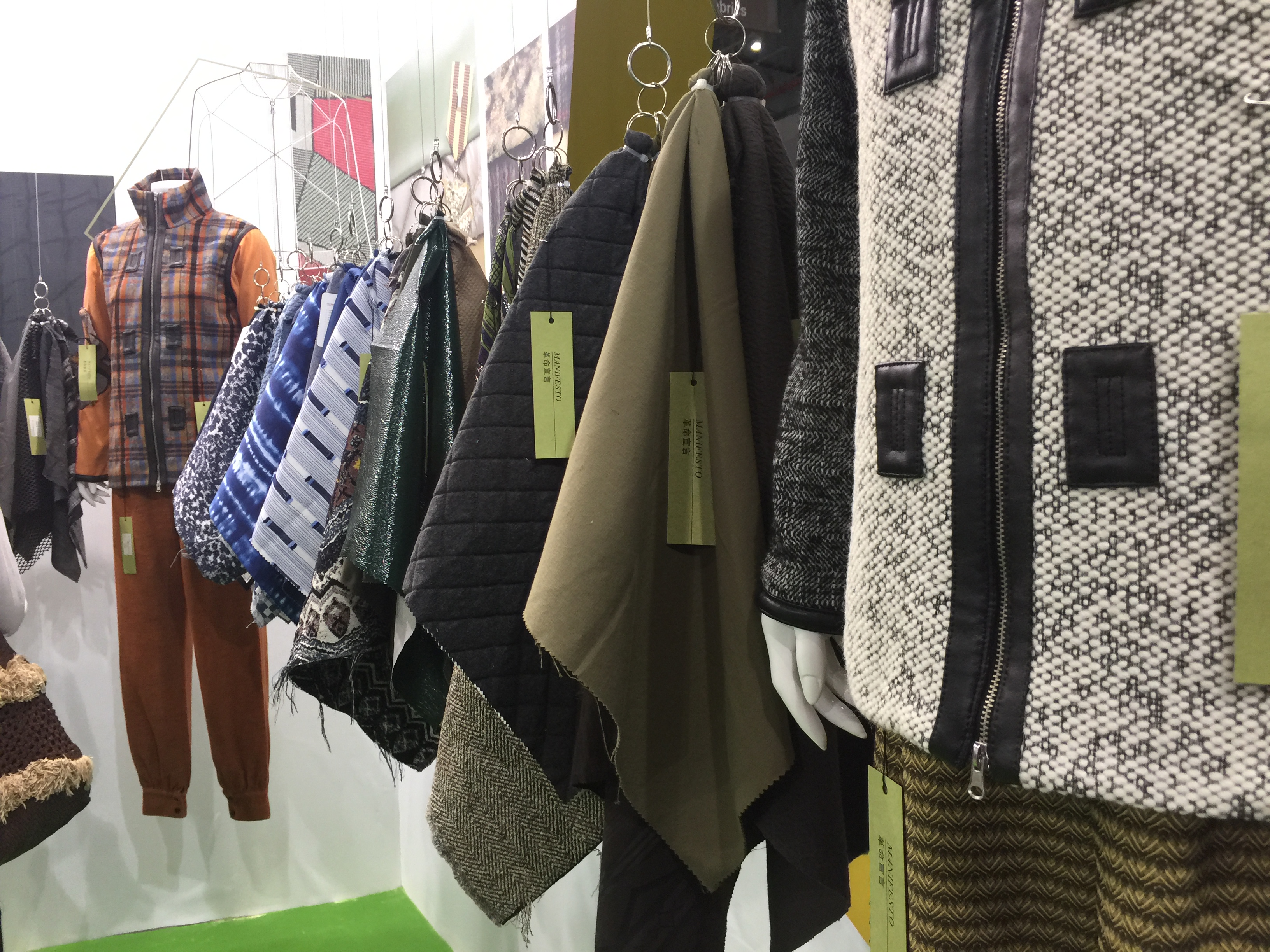 Crescono i buyer a Intertextile Shanghai