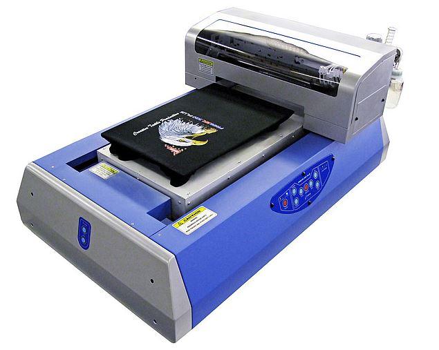 Stampanti e termopresse per tessuti
