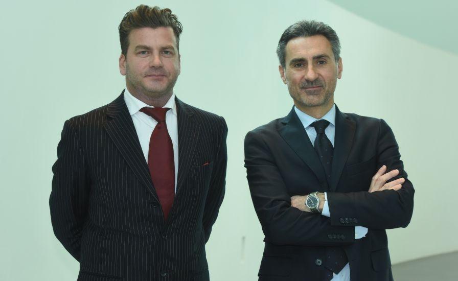 Paolo Gramaglia e Chiaretto Calò