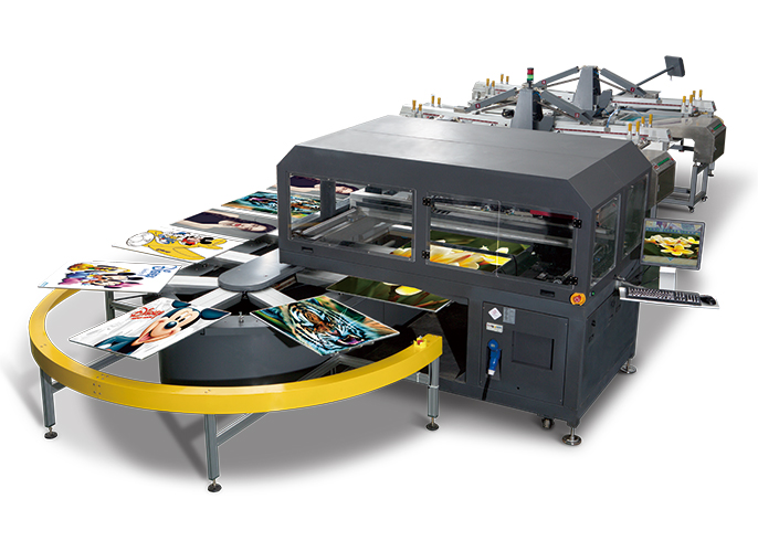 screen printing versus digital printing Two different methods of printing t-shirts is screen printing and digital printing what's the difference call us for info (866) 477-0577.