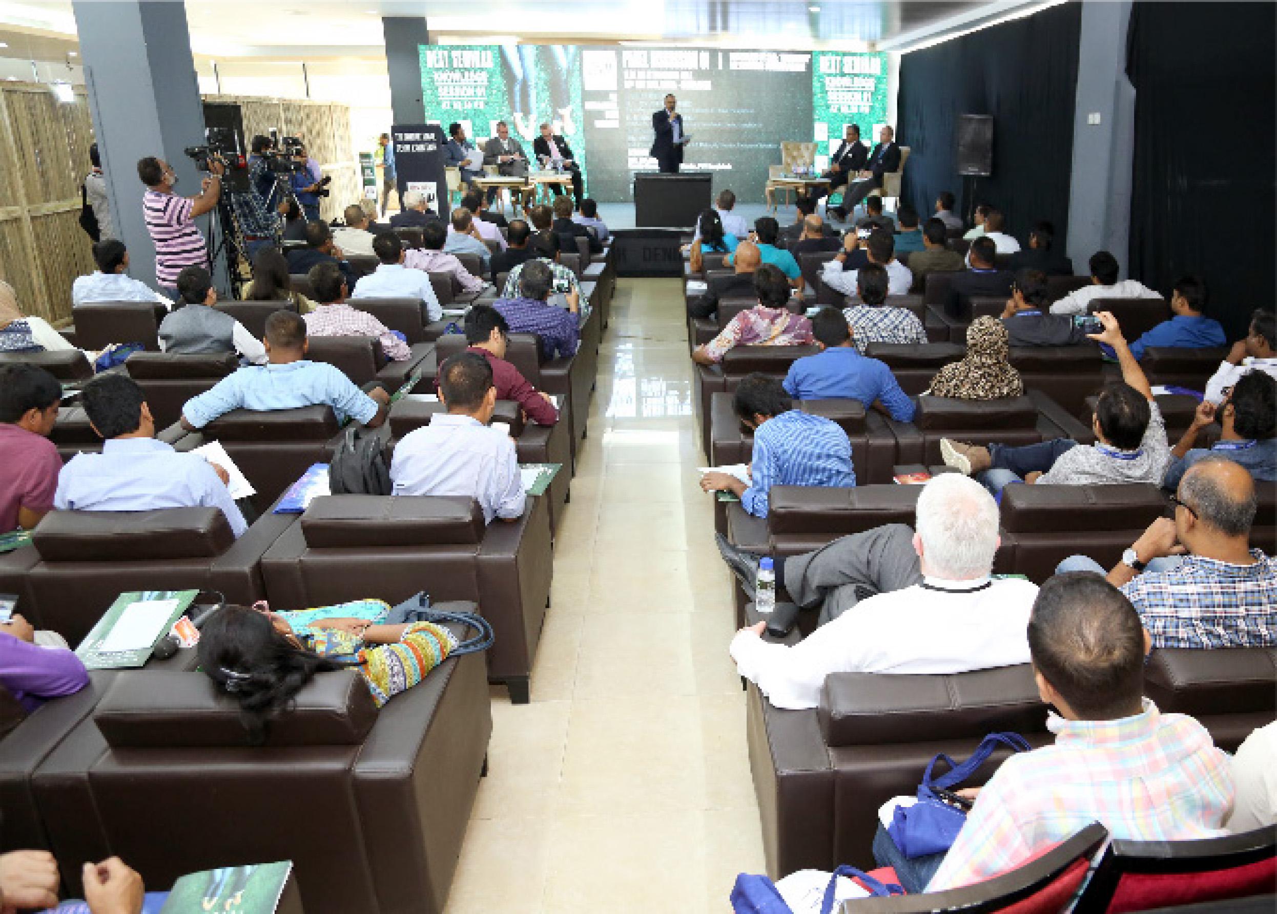 Bangladesh Denim Expo 7a edizione