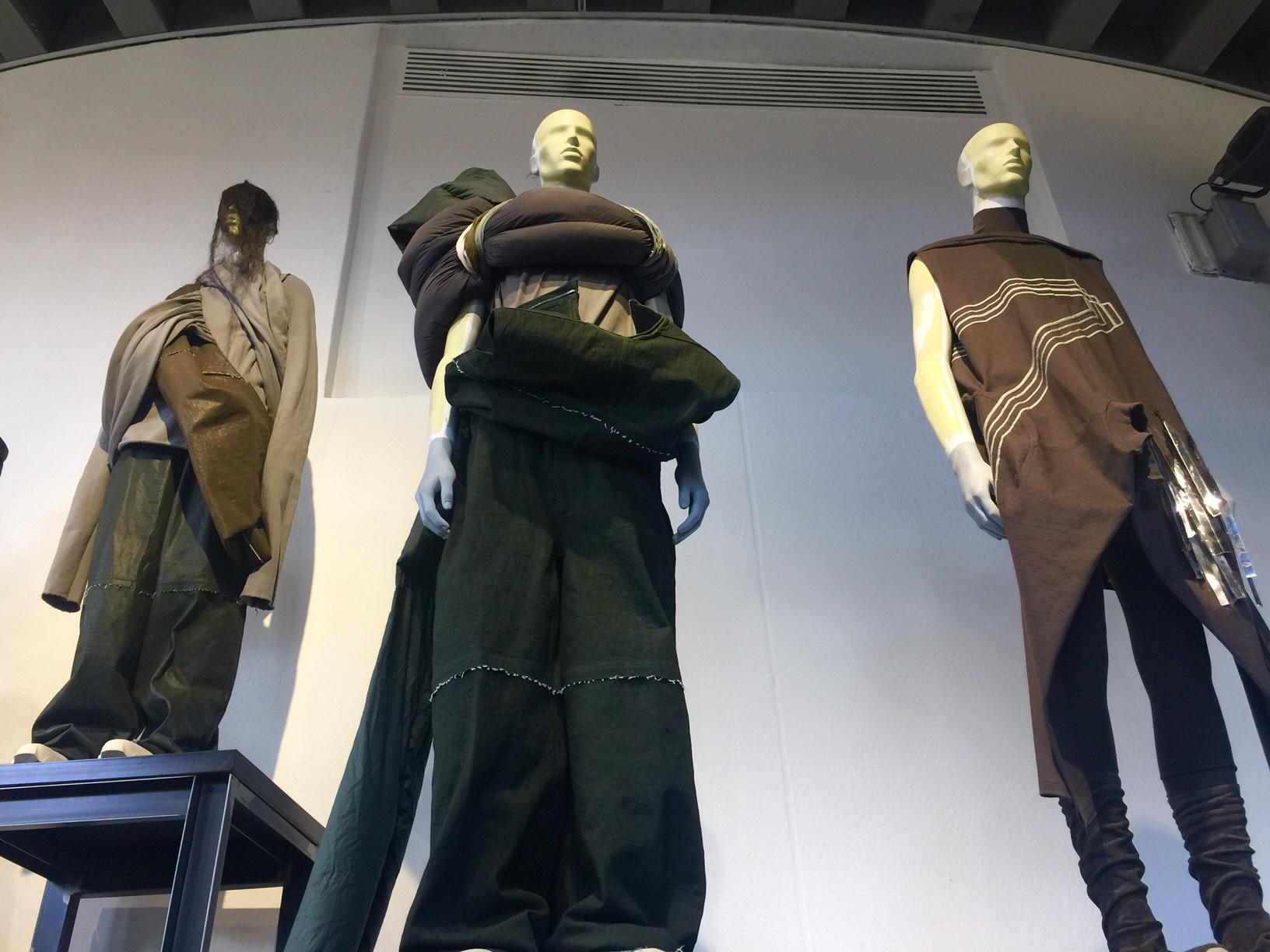 Rick Owens - Quando la moda diventa architettura