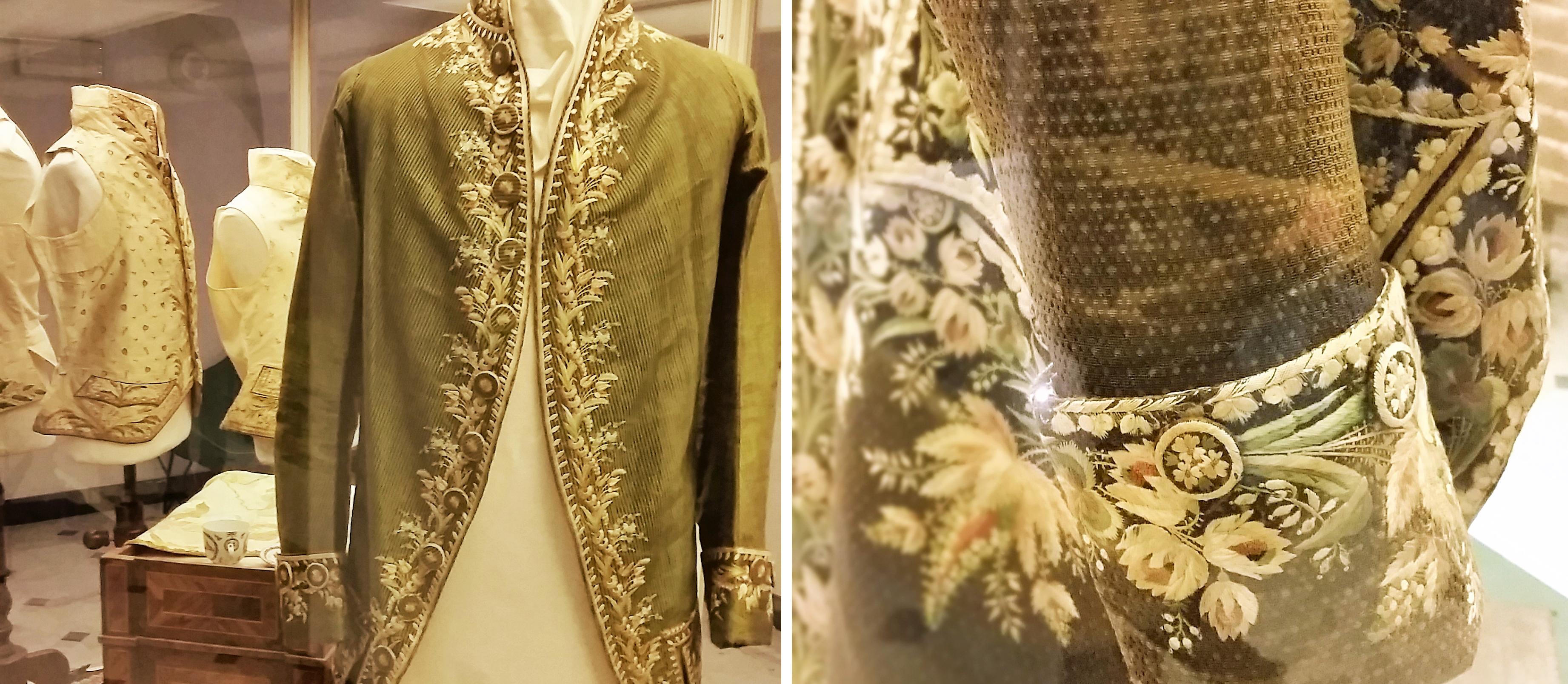 Orientalismi nella moda Settecentesca