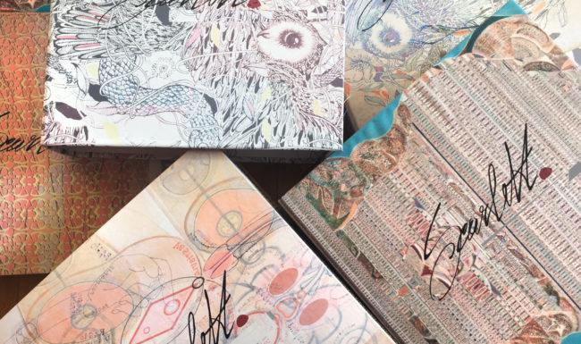 Materiali inediti per il Trend Book Scarlett AW 20/21